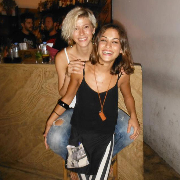 Eirini Papavasileiou & Nancy Ispago